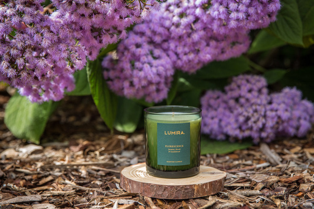 LUMIRA x Royal Botanic Gardens Candle