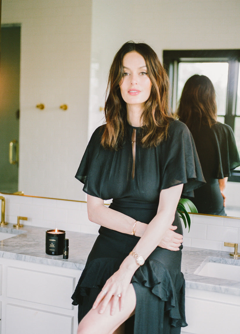 LUMIRA x The Vow x Nicole Trunfio Candle