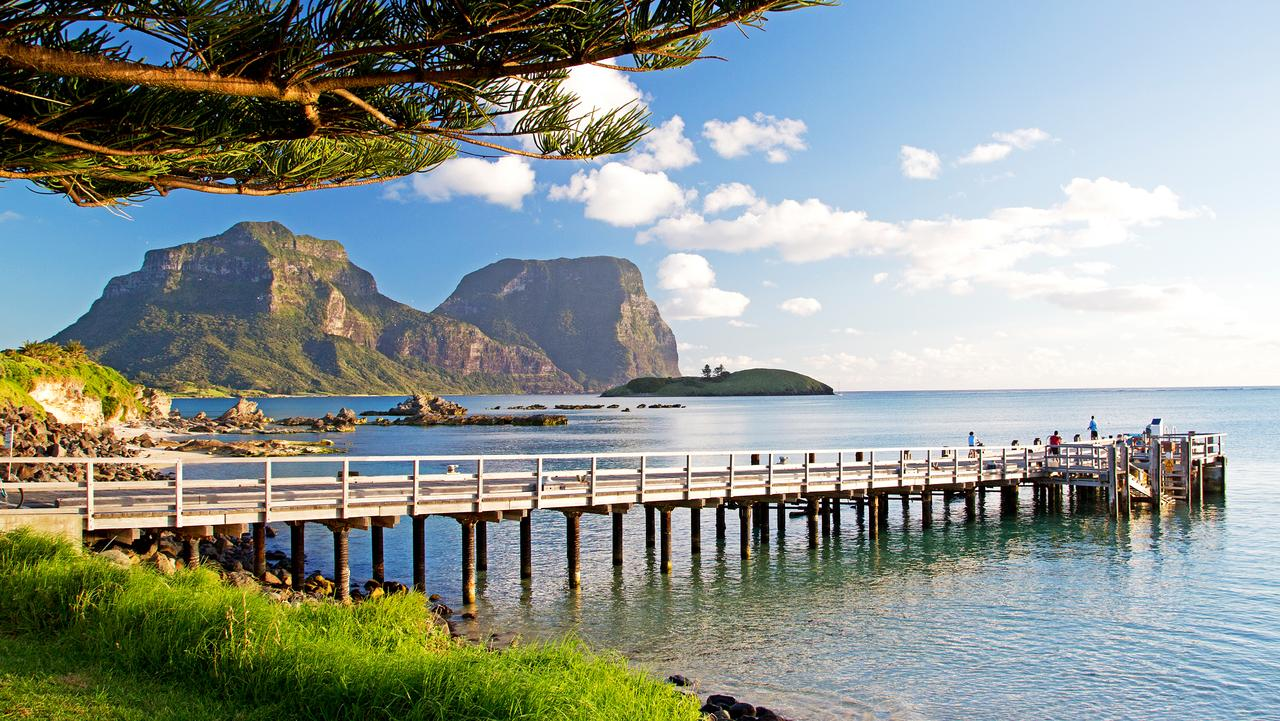 Mount Gower, Lord Howe Island