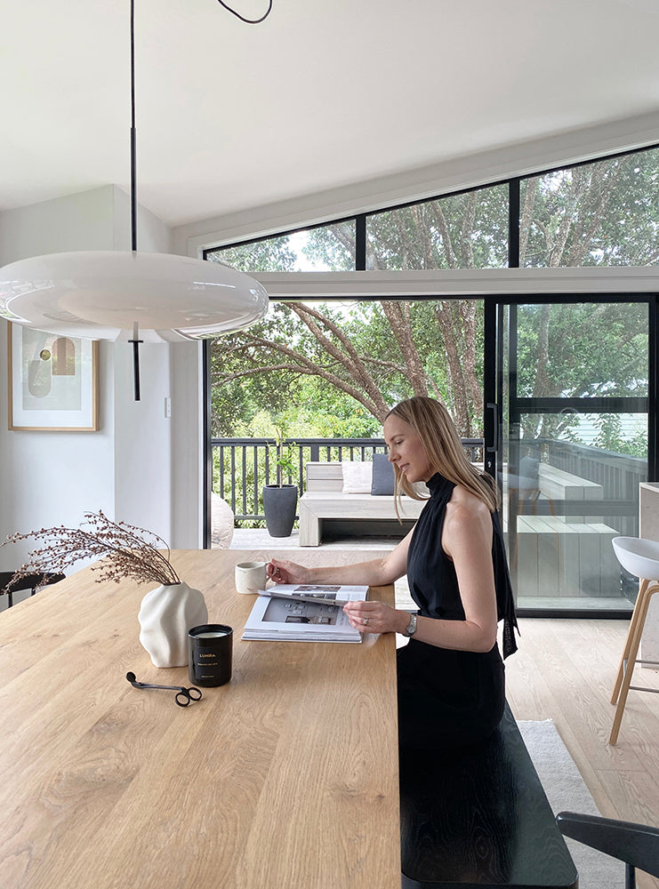 At Home With Michelle Halford