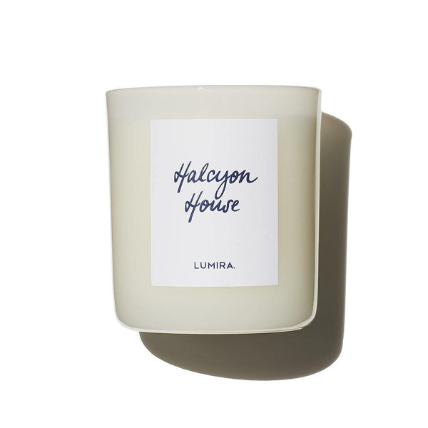 HALCYON HOUSE x LUMIRA Candle