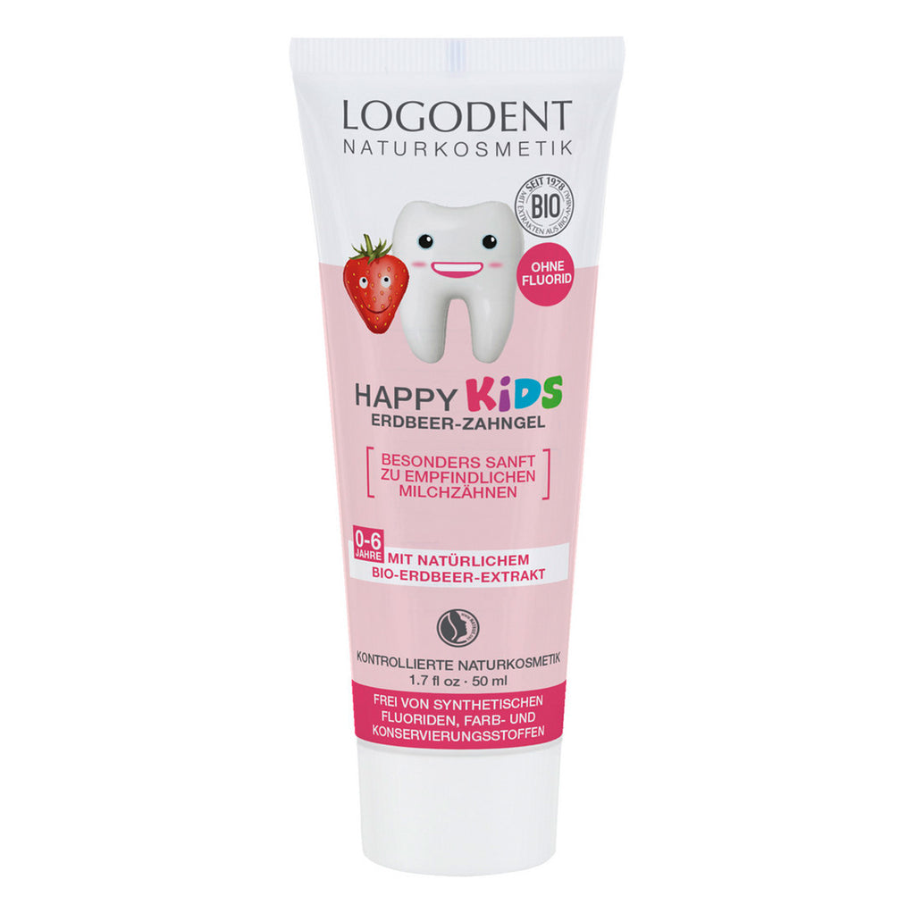 GEL DENTAL KIDS FRESA 50 ML