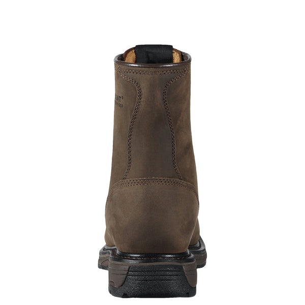 "Ariat® Workhog 8"" Waterproof Work Boot 10011939"