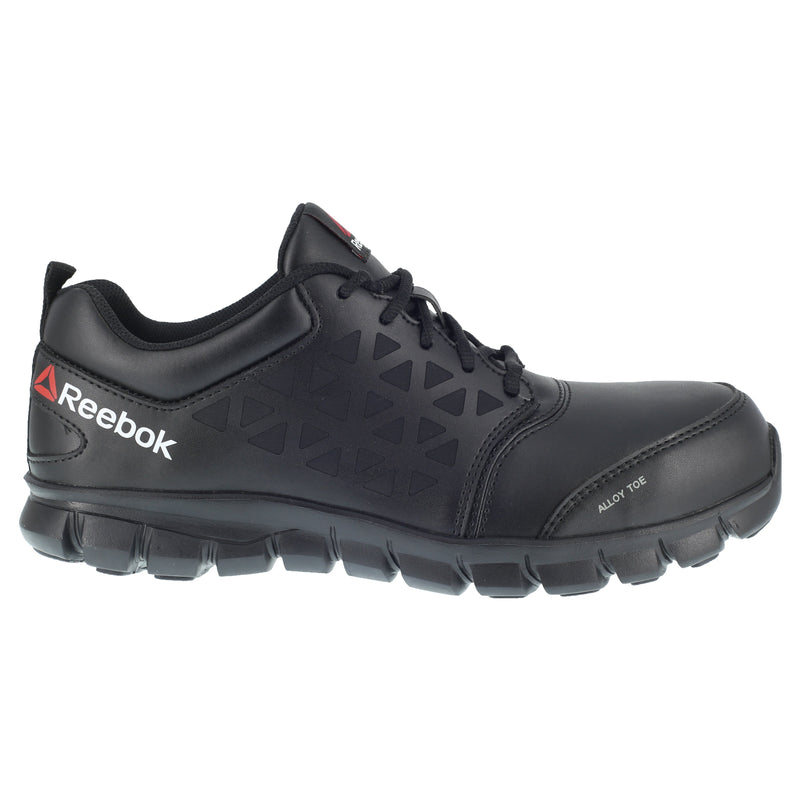 Outside - Reebok <b>Sublite Cushion Work</b> Athletic Oxford | Harrison's Footwear