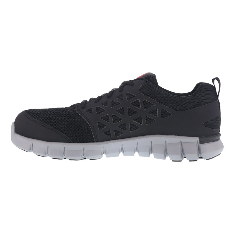 Inside - Reebok <b>Sublite Cushion Work</b> Athletic Oxford | Harrison's Footwear