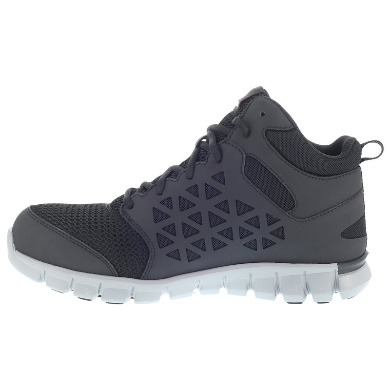 Inside - Reebok <b>Sublite Cushion Work</b> Athletic Mid Cut | Harrison's Footwear