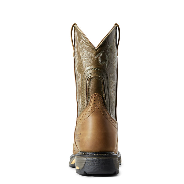 Ariat® WorkHog Waterproof Composite Toe Work Boot 10008635