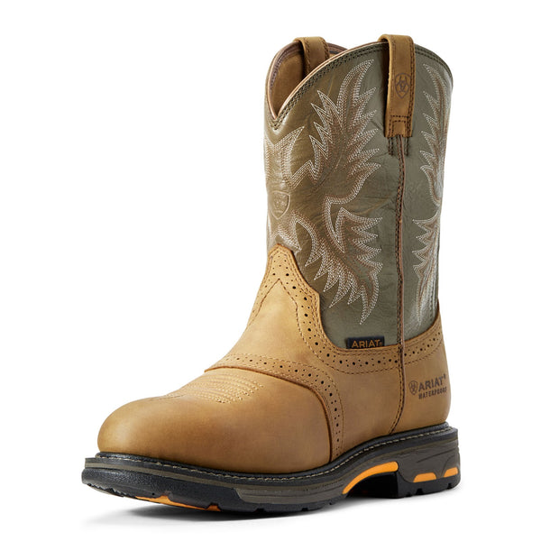 Ariat® WorkHog Waterproof Work Boot 10008633