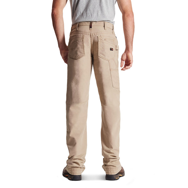 FR M4 Low Rise Workhorse Boot Cut Pant Fr Khaki