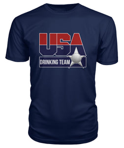 Real USA Drinking Team Shirt