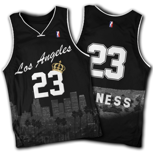 King James Hollywood Jersey