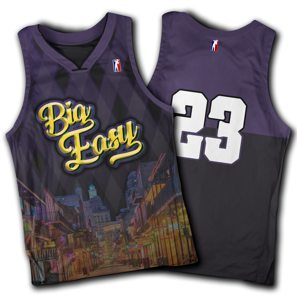 The Big Easy Jersey