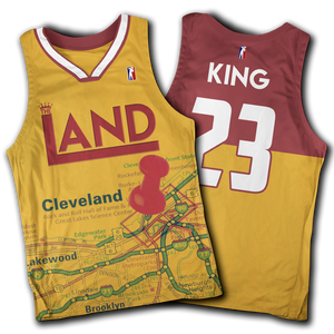 The Land Jersey