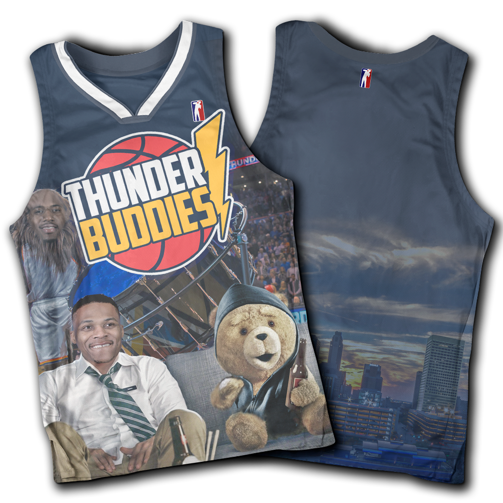 Thunderbuddies Jersey