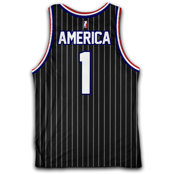 USA Drinking Team Black