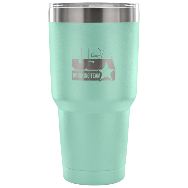 USA Drinking Team Tumbler