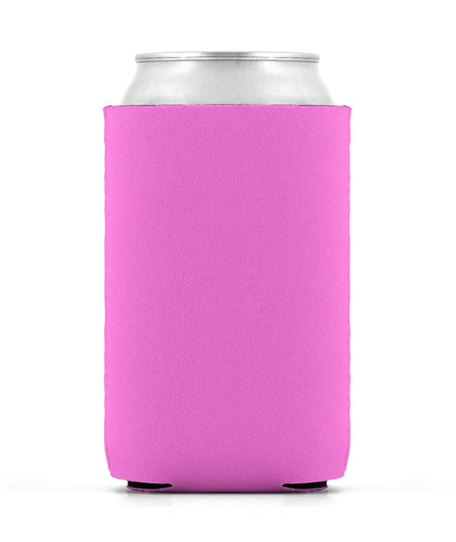 USA Drinking Team Retro Koozie Pink