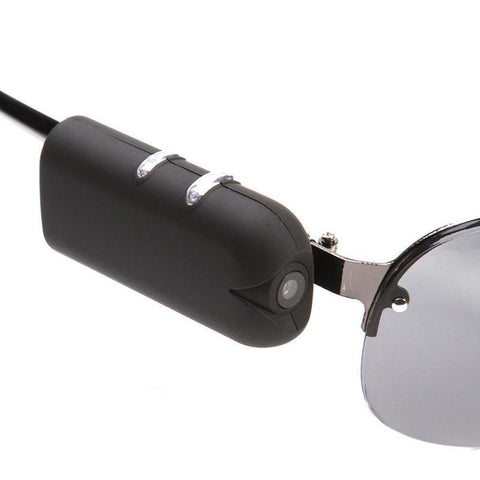 Image of Mini Camera HD Sunglasses 1080P (Biking, Hiking, FIshing, Or Any Outdoor Use)