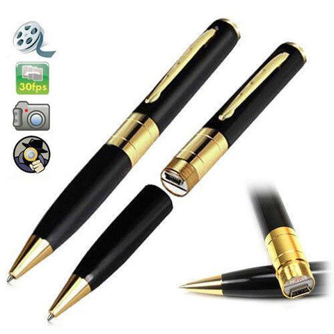 MINI HD Spy Camera Pen
