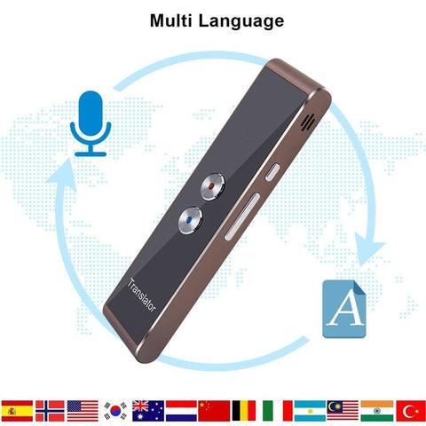 Image of Portable Translator