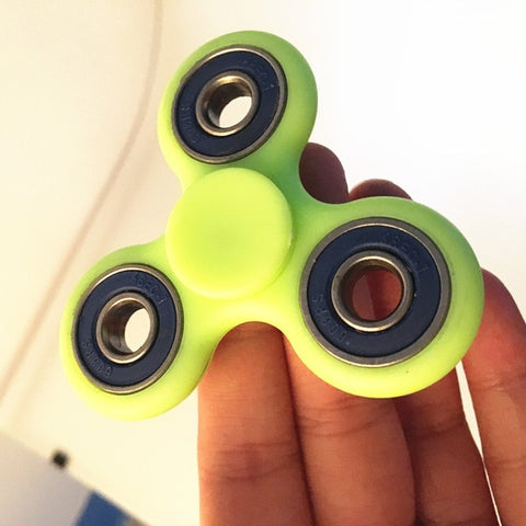 Image of Glow In Dark Fidget Spinner