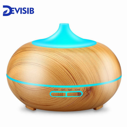 Image of 7 Color LED Oil DIffuser