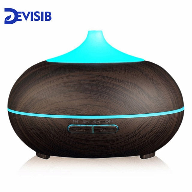 7 Color LED Oil DIffuser