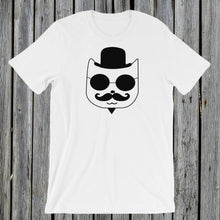 Load image into Gallery viewer, Mafia Cat T-Shirt