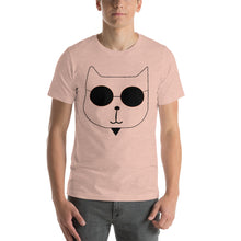Load image into Gallery viewer, RetroCat T-Shirt pink