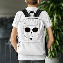 Load image into Gallery viewer, RetroCat Backpack