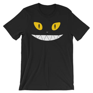 Yellow Eyes RetroCat T-Shirt