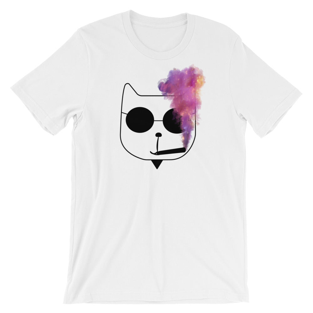 Smoker Cat T-Shirt