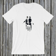 Load image into Gallery viewer, stamp tshirt tee retrocat relationship