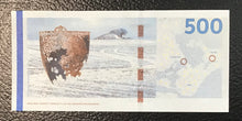Load image into Gallery viewer, Denmark P-68b  (20)11  500 Kroner - Crisp Uncirculated