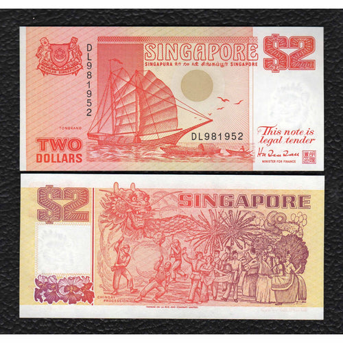 Singapore P-NEW 2015 Polymer Plastic 10 Dollars (Opportunities for All)- Crisp Uncirculated