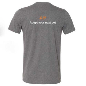 Adopt Your Next Pet T-shirt, Unisex