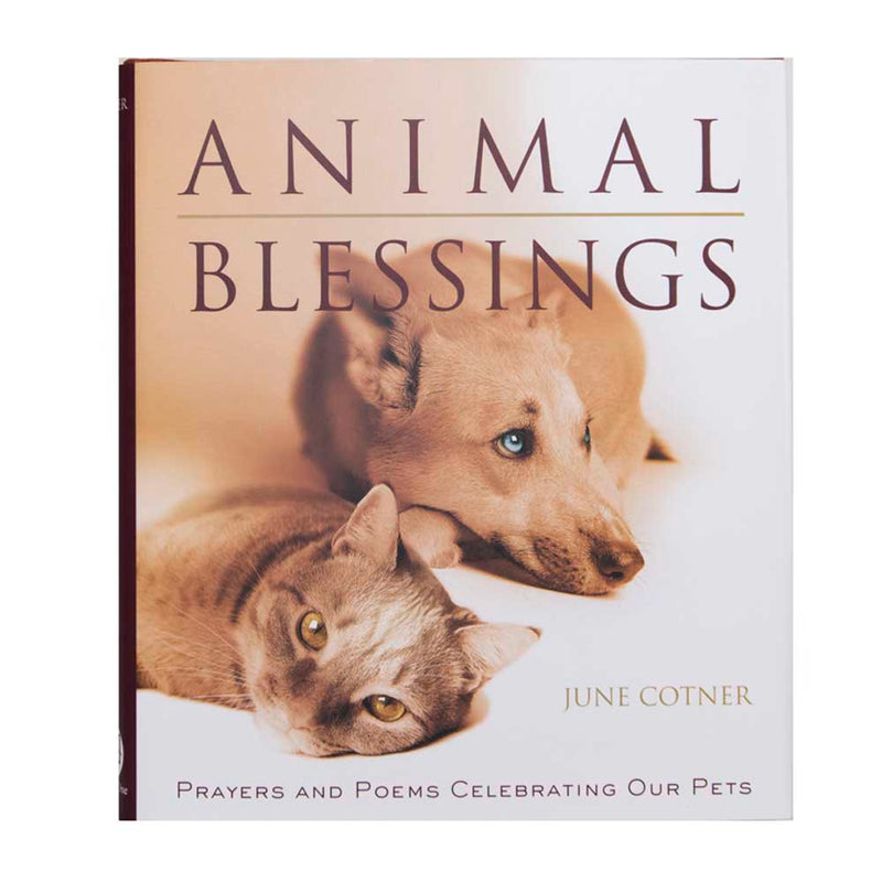Animal Blessings Book