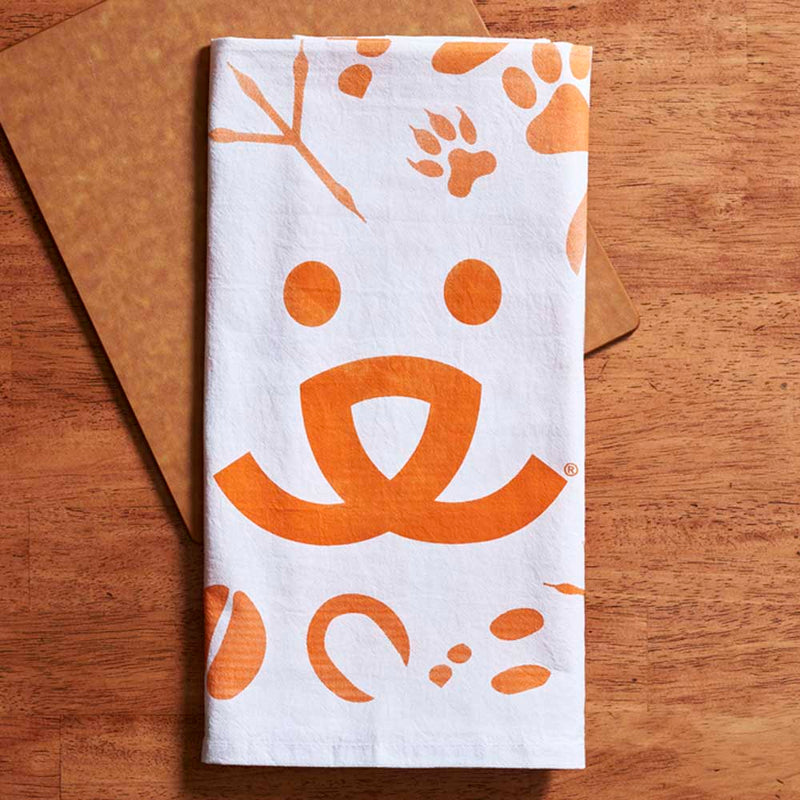 Tea Towel, Animal Print