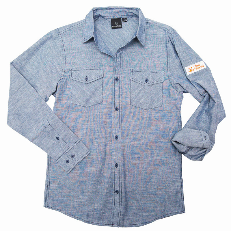 Chambray Shirt, Men's