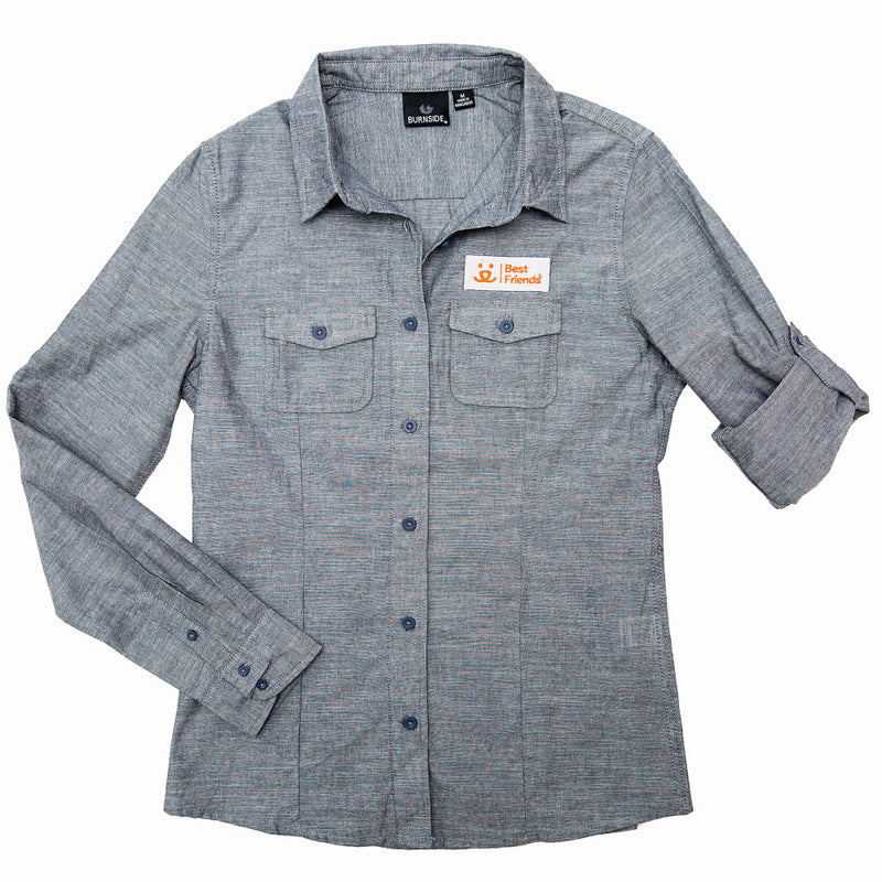Chambray Shirt, Women's