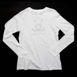 Bling Crewneck Long-Sleeved