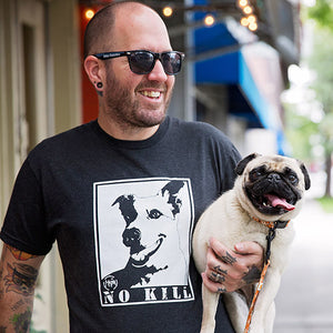 No Kill Dog T-shirt
