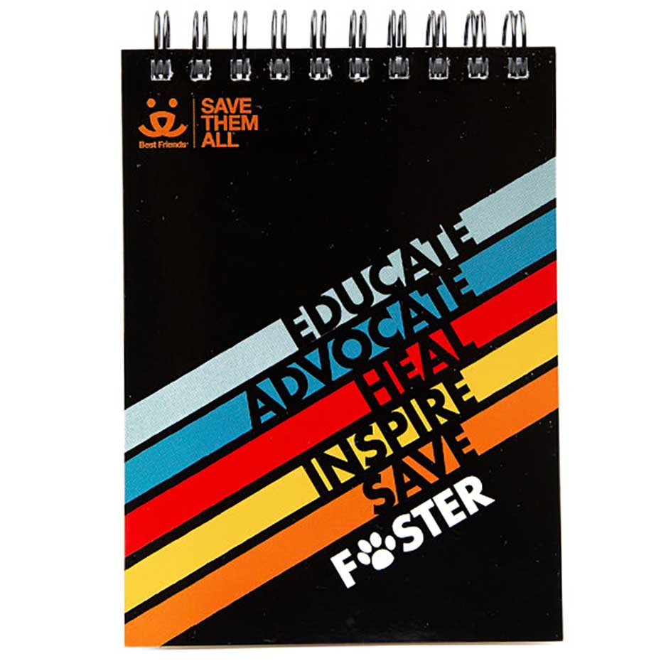 Foster Jotter, Color Stripe