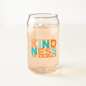 Kindness, Vision Soda Glass