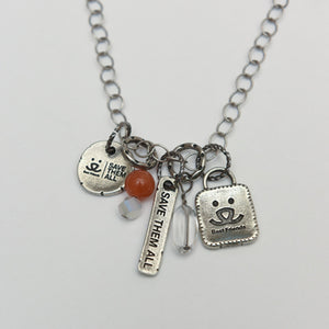Kinship Charm Necklace