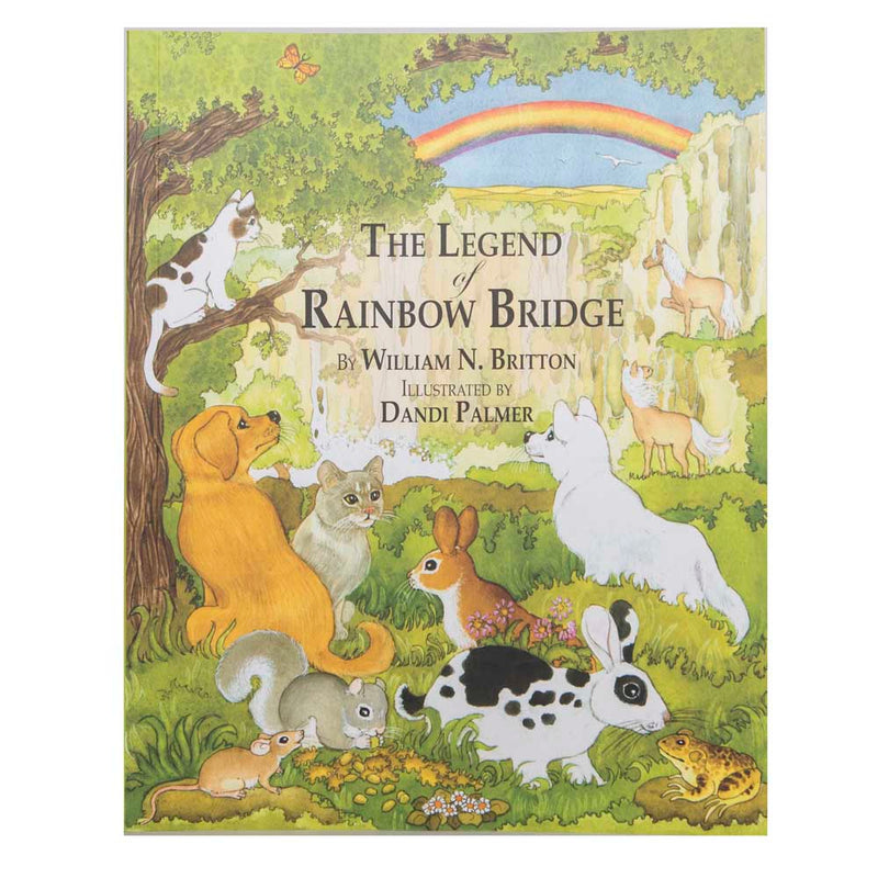 The Legend of Rainbow Bridge Book