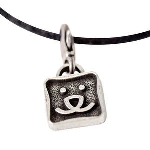 Best Friends Logo Necklace