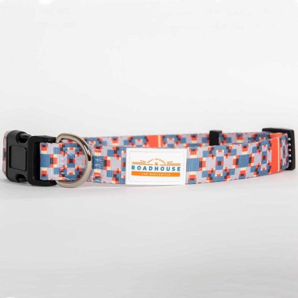 R&M Dog Collar - Gray