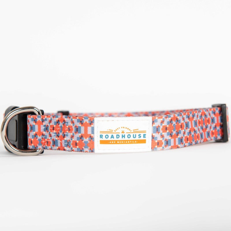 R&M Dog Collar - Orange