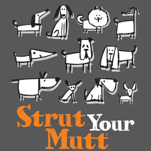 Strut Your Mutt Event T Shirt, Adult